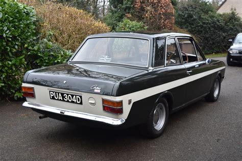 1966 Ford Cortina Mk 2 1500gt
