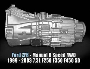 Zf6 Reman Transmission