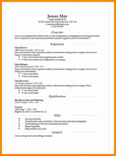 cv  word document theorynpractice
