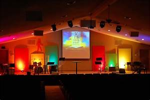 Simple Cheap Church Stage Design Ideas | Joy Studio Design ...