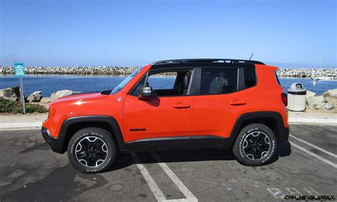 jeep renegade trailhawk  road test review