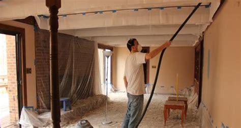 Scraping Popcorn Ceilings Without Water by 9 Scrape Popcorn Ceiling Without Water No More