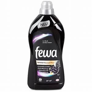 Waschmittel Schwarze Wäsche : fewa renew waschmittel f r alle dunkle farben ~ Michelbontemps.com Haus und Dekorationen