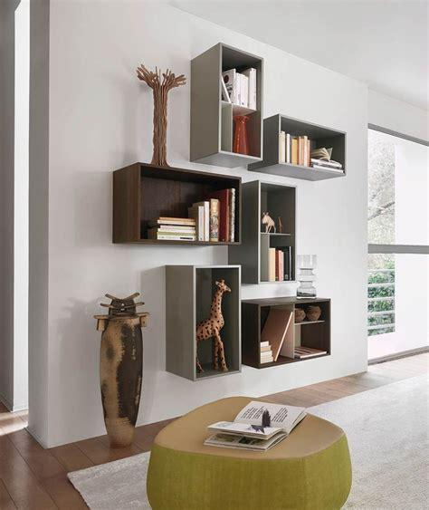 die besten  wandregal wohnzimmer ideen auf pinterest