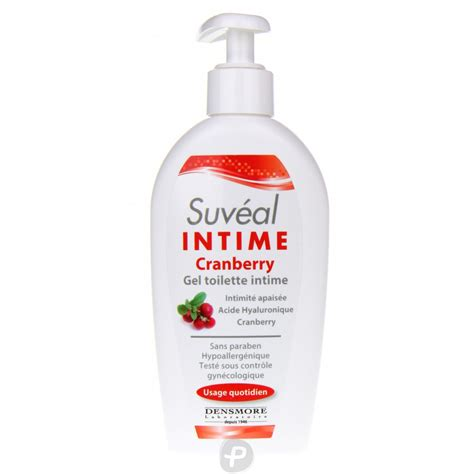 densmore suv 233 al intime cranberry gel toilette intime pharma360