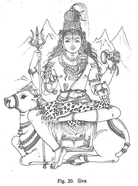 64 best hindu gods drawings images on Pinterest | Hindus