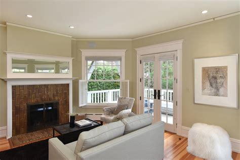 american foursquare interior design   homes