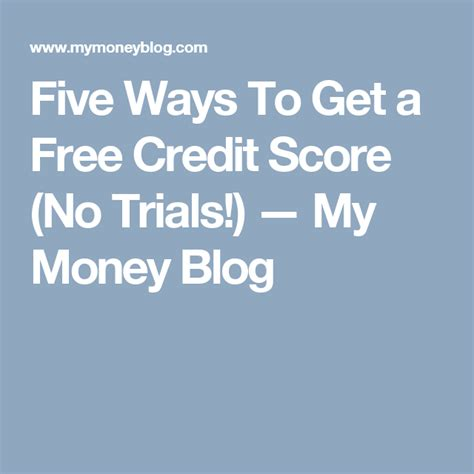 Typically, your credit scores are generated from your credit reports with the three major credit bureaus: Free Credit Scores From ALL 3 Major Credit Bureaus + Free Credit Monitoring + $50k in Free ID ...