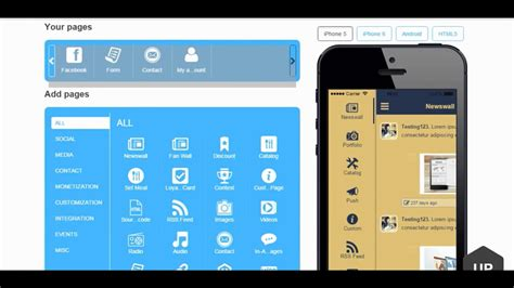 app maker software  bestappsbuildercom