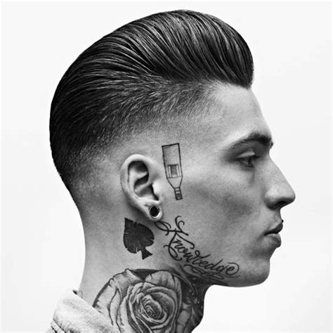 The Razor Fade Haircut   Men's Hairstyles   Haircuts 2018