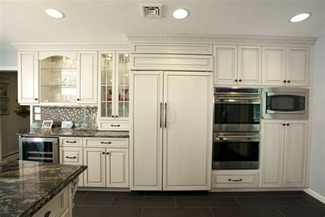 black  white kitchen middletown  jersey  design