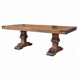 Heritage Table Home Envy Furnishings Solid Wood