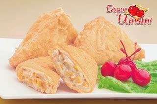 Ikan dori goreng saori® saus mentega 4.90. Roti Isi Goreng   Resep Dapur Umami
