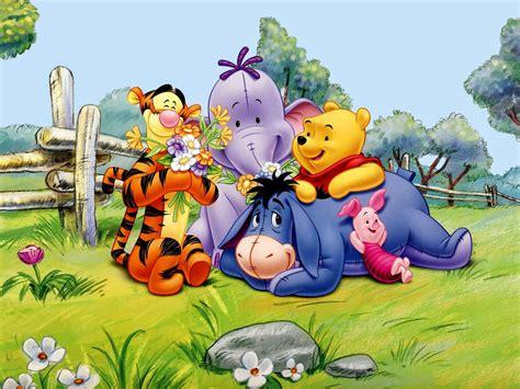 imagenes de winnie pooh y sus amigos im 225 genes y postales de