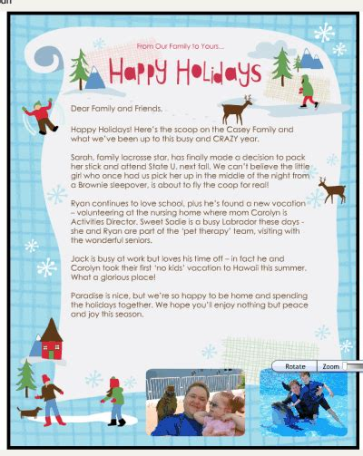 christmas letter ideas how to create an electronic letter with smilebox 20848 | 643956b1802653fed571f7799725a09b