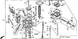 31 Honda Rancher 350 Carburetor Hose Diagram