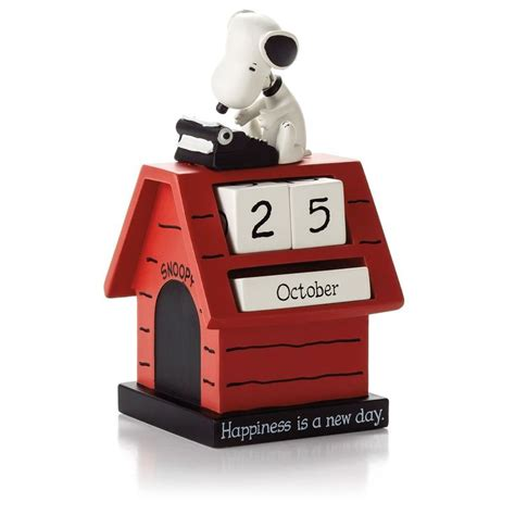 charlie brown desk calendar snoopy perpetual calendar the office home and office