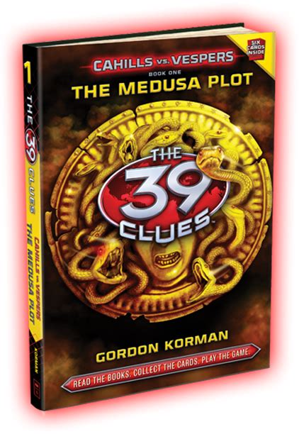 The 39 Clues The Medusa Plot