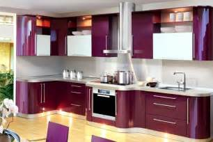 interior decorating ideas kitchen interior design trends 2017 purple kitchen
