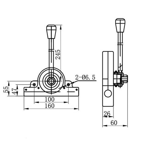 gj1105 iso9001 2008 certificate push pull cable lever hydraulic controls buy hydraulic