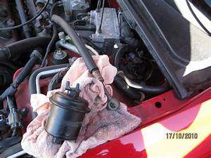 How To Change The Fuel Filter  Post 96  Honda Based