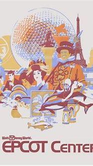 Epcot Center | Disney concept art, Disney posters, Vintage ...