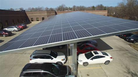 benefits  solar carports energylink