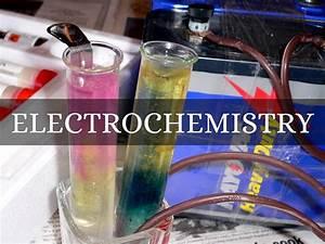 Electrochemistry By Carrie Fuller