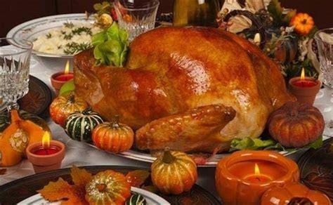 ¿Por qué se celebra hoy en EU el Día de Acción de Gracias ...