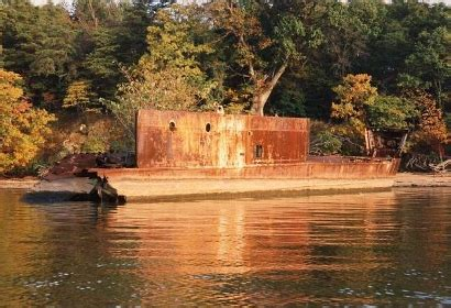 Boat Graveyard In Spanish by Mallows Bay Ship Graveyard Locationshub
