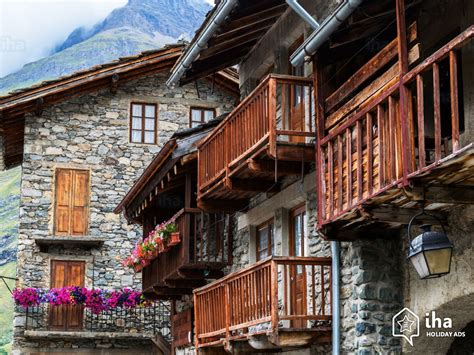 bonneval sur arc rentals in a chalet for your vacations