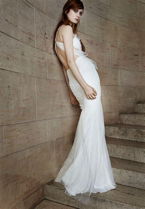 Vera Wang Spring Summer 2015 Wedding Dresses Collection