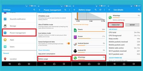 extend android battery andriod centric