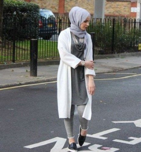 ideas  casual hijab styles  pinterest