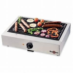 Plancha Krampouz Avis : grill lectrique krampouz grills planchas barbecues electrom nager ~ Melissatoandfro.com Idées de Décoration