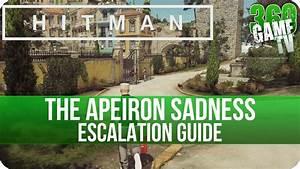 Hitman - The Apeiron Sadness Escalation Level 5 - Sapienza Escalations Guides