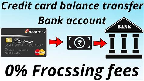 Check spelling or type a new query. Transfer money From Credit Card to Your Bank Account - YouTube