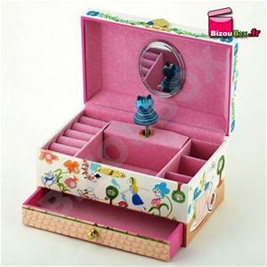 Boite à Bijoux Fille : boite a bijoux pour fillette ~ Teatrodelosmanantiales.com Idées de Décoration
