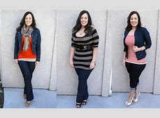 Curvy Girl 3 Outfit ideas to accentuate and flatter your