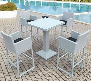Furniture piece bar stools glenn bar stool white chrome for Outdoor furniture covers bar stools
