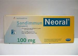 SANDIMMUN NEORAL 100 MG 50 CAP price from seif in Egypt