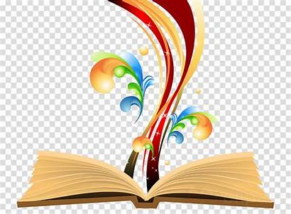 Clipart Teacher Background Literature Lesson Text Line