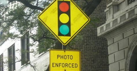 chicago red light camera tickets chicago red light camera locations what does a red light