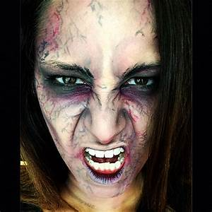 Halloween Zombie Makeup Girl | www.imgkid.com - The Image ...