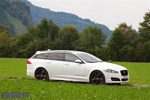 Essai Jaguar Xf : essai jaguar xf sportbrake v6 3 0 diesel s page 2 sur 5 ~ Maxctalentgroup.com Avis de Voitures