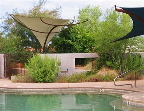 shade sculpture tensile shade sculptures landscaping network
