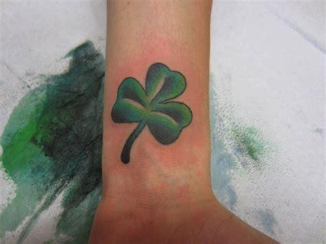 american eagle    irish flag tattoos