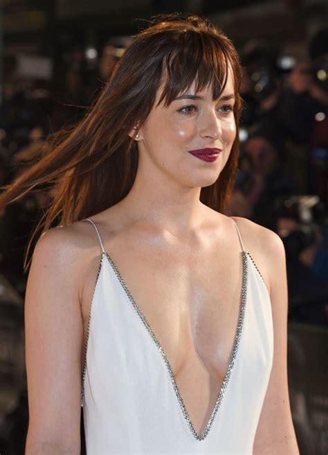 Dakota Johnson - 'Fifty Shades Of Grey' Premiere in London