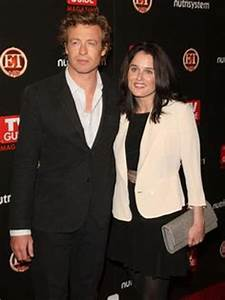Simon Baker and Robin Tunney - 35th Annual People's Choice ...