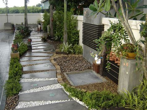 backyard walkway 35 lovely pathways for a well organized home and garden freshome com